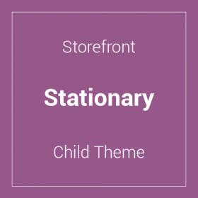 Storefront Stationery Child Theme