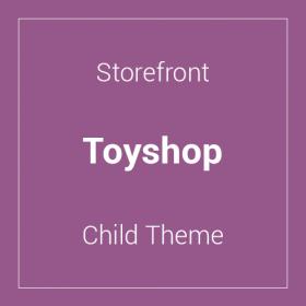 Storefront Toyshop Child Theme