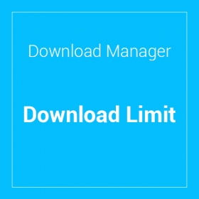 WP Download Manager Download Limit