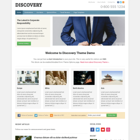 WPZoom Discovery WordPress Theme