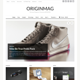 WPZoom OriginMag WordPress Theme