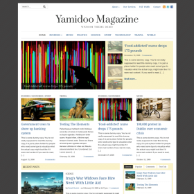 WPZoom Yamidoo WordPress Theme