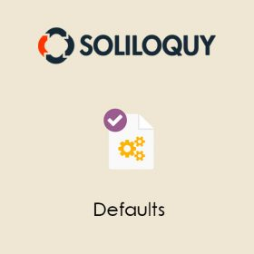 Soliloquy Defaults Addon 2.2.4