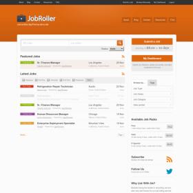 AppThemes JobRoller – JobBoard WordPress Theme