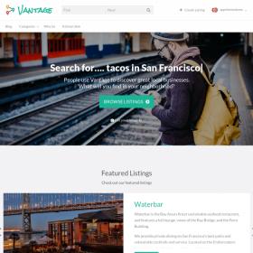 AppThemes Vantage – Business Directory WordPress Theme