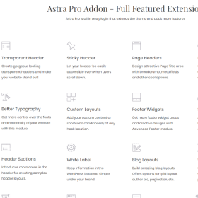Astra Pro by Brainstorm Force 3.0.1
