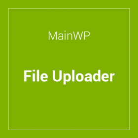MainWP File Uploader Extension
