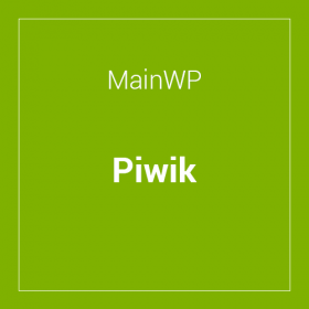 MainWP Piwik Extension