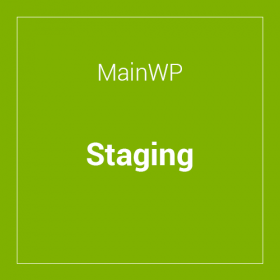 MainWP Staging Extension