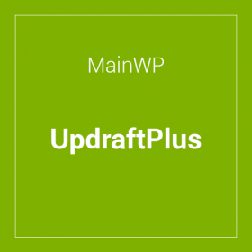 MainWP UpdraftPlus Extension