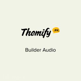 Themify Builder Audio