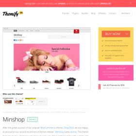 Themify Minshop WooCommerce Theme