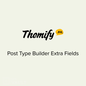 Themify Post Type Builder Extra Fields 1.4.8