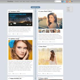 Themify Postline WordPress Theme
