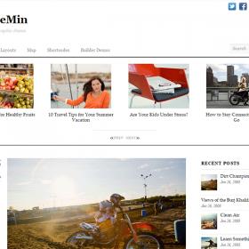Themify Thememin WordPress Theme 5.3.4
