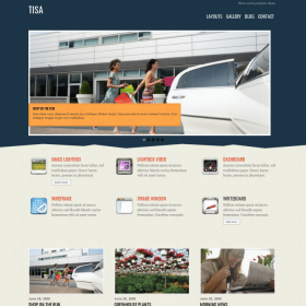 Themify Tisa WordPress Theme 5.2.1
