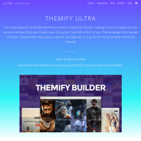 Themify Ultra WordPress Theme 5.3.6