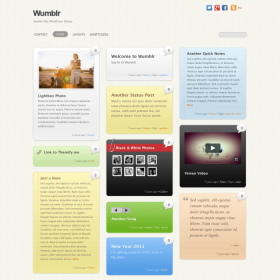 Themify Wumblr WordPress Theme 5.2.1
