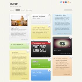 Themify Wumblr WordPress Theme 5.3.4