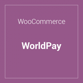 WorldPay Gateway for WooCommerce