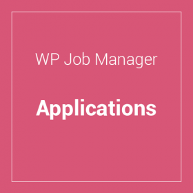 WP Job Manager Applications