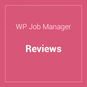 WP Job Manager Reviews