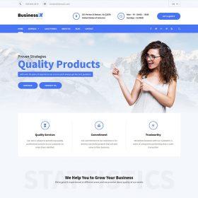 GretaThemes Business X WordPress Theme