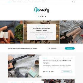 GretaThemes Memory WordPress Theme