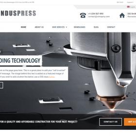 GretaThemes IndusPress WordPress Theme