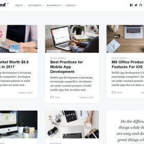 GretaThemes Justread WordPress Theme