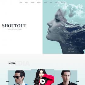 GretaThemes ShoutOut WordPress Theme