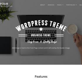 GretaThemes TheFour WordPress Theme