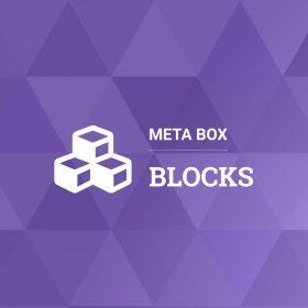 Meta Box Blocks