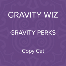 Gravity Perks – Gravity Forms Copy Cat