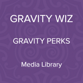 Gravity Perks Media Library Plugin