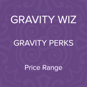Gravity Perks – Gravity Forms Price Range