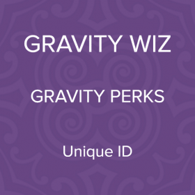 Gravity Perks - Gravity Forms Unique