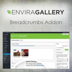 Envira Gallery – Breadcrumbs Addon 1.2.2