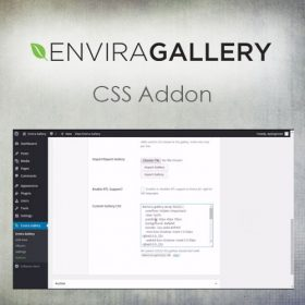 Envira Gallery – CSS Addon 1.3.4