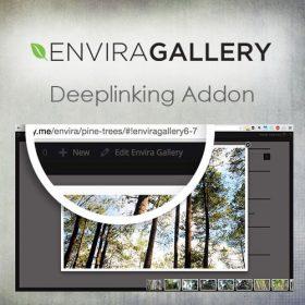 Envira Gallery – Deeplinking Addon 1.4.7