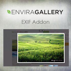 Envira Gallery – EXIF Addon 1.4.8