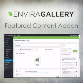 Envira Gallery – Featured Content Addon