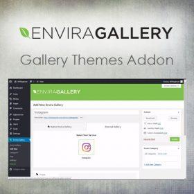 Envira Gallery – Instagram Addon