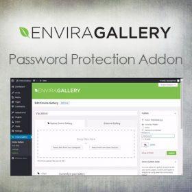 Envira Gallery – Password Protection Addon