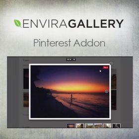 Envira Gallery – Pinterest Addon