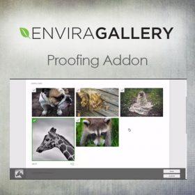 Envira Gallery – Proofing Addon