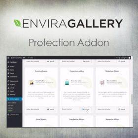 Envira Gallery – Protection Addon