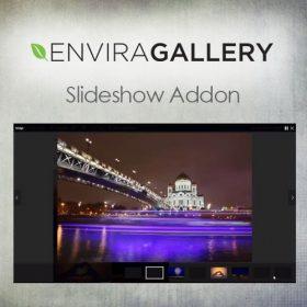 Envira Gallery – Slideshow Addon