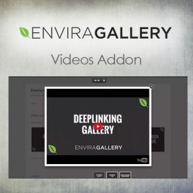 Envira Gallery – Videos Addon