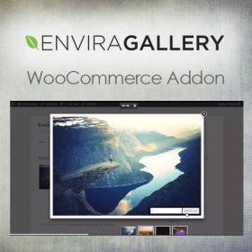 Envira Gallery – WooCommerce Addon
